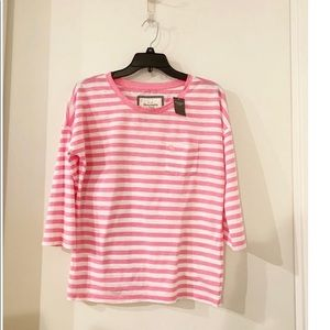 Abercrombie & Fitch Women's T-Shirt. Size Med NWT